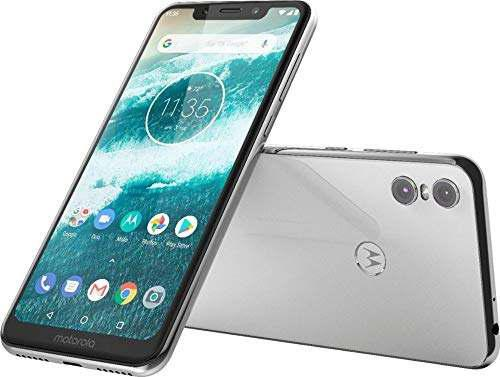 Motorola moto one dual 64gb (xt1941-3) blanco