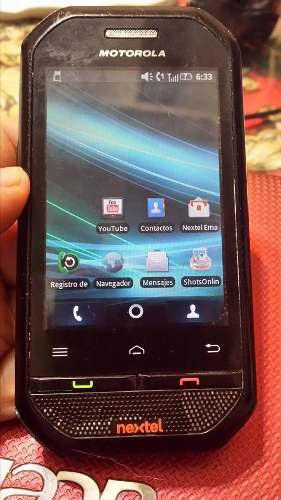 Motorola nextel, usado para refacciones