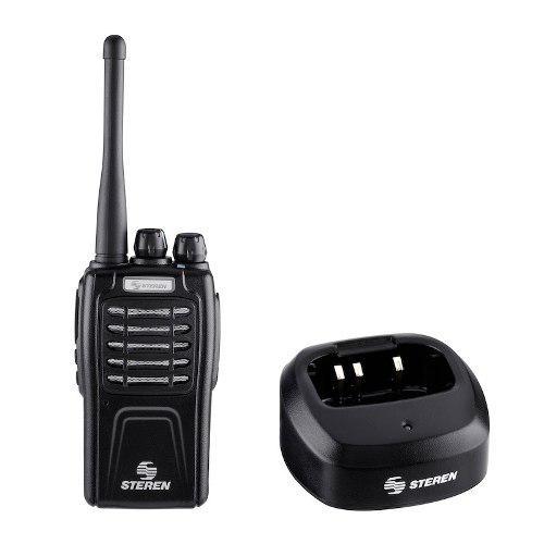 Radio intercomunicador profesional 5km rad-510 steren