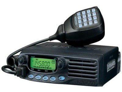 Radio móvil kenwood tm-271 vhf hasta 60 watts!! con dtmf