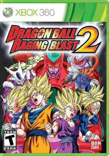 Dragon ball raging blast 2 xbox 360 nuevo