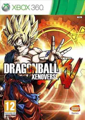 Dragon ball xenoverse xbox 360 no ocupa envío lea bien!!