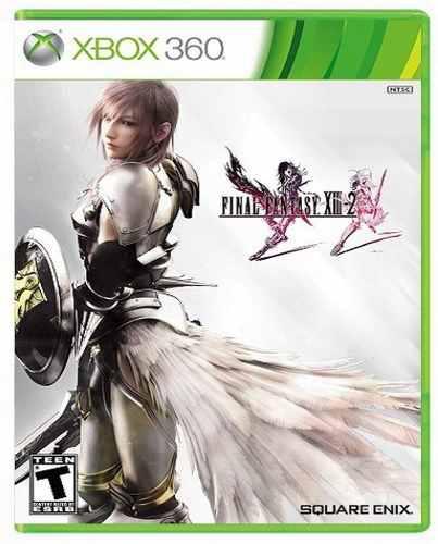 Final fantasy xiii-2 13-2 xbox 360 nuevo y sellado juego
