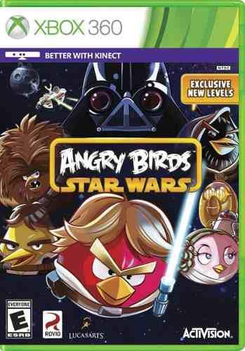 Juego angry birds star wars xbox 360 nuevo original
