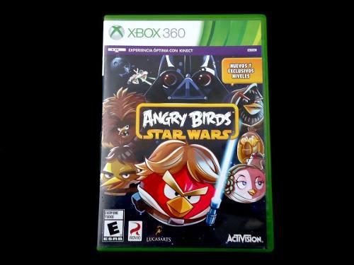 Juego angry birds star wars xbox 360 original en español