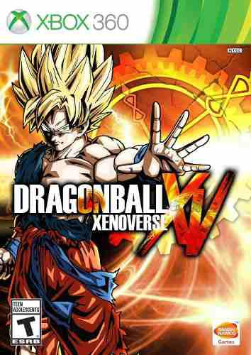 Juego dragonball xenoverse xv xbox 360 nuevo original