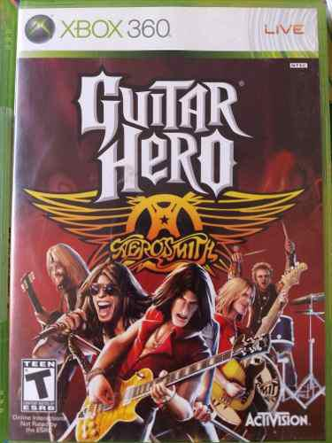 Juegos guitar hero xbox 360