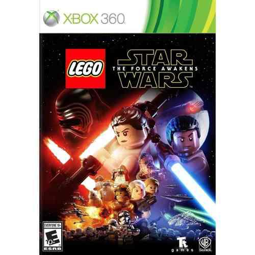 Lego star wars the force awakens xbox 360 en igamers
