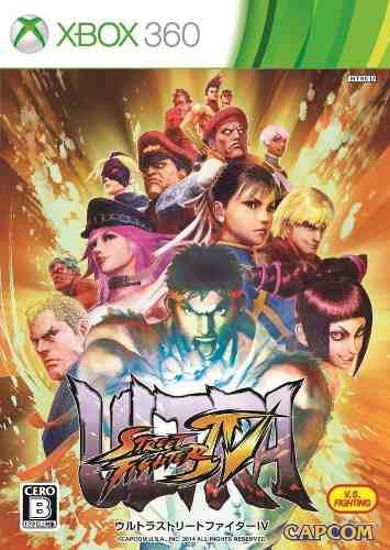 Ultra street fighter iv arcade edition xbox 360 licencias