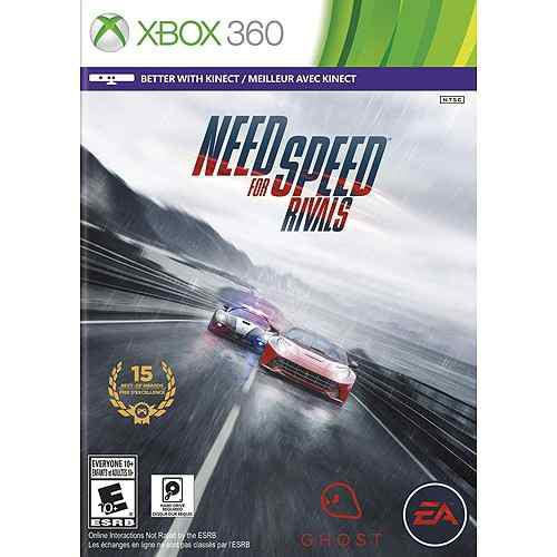 Videojuego Need For Speed Rivals (xbox 360)