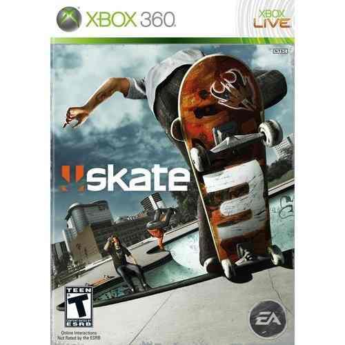 Videojuego Skate 3 (xbox 360)