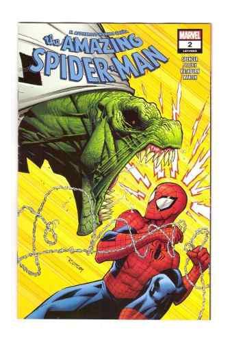 Amazing spiderman # 2 - fresh start -televisa