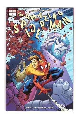 Amazing spiderman # 3 - fresh start -televisa