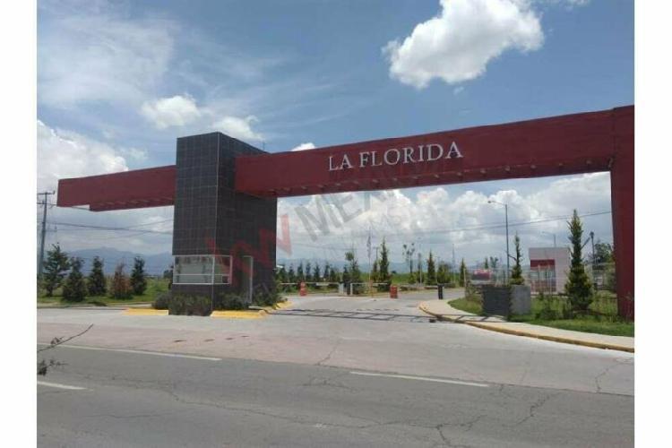 Casa en Venta en Fraccionamiento La FLORIDA, Estado de