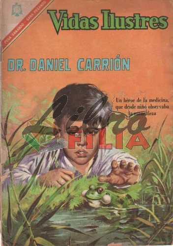 Comic no. 148 vidas ilustres (1966), serie original novaro