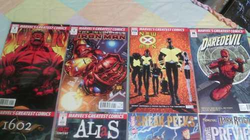 Comics iron man avengers x men daredevil hulk thor
