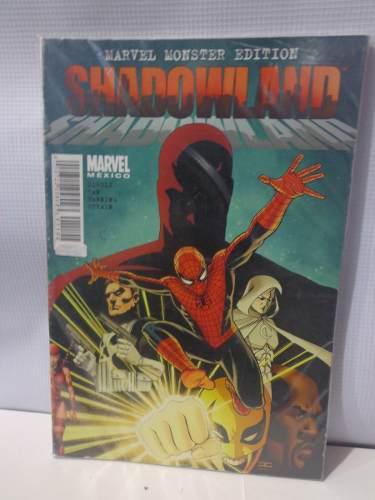 Daredevil shadowland marvel monster edition
