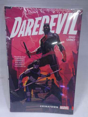 Daredevil vol.1 (vol.1 al 5) tpb coleccion marvel 16