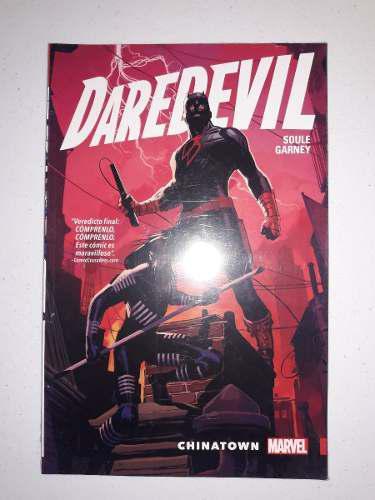 Daredevil volumen 1: chinatown