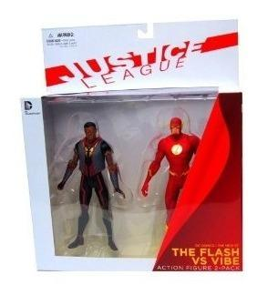 Dc collectibles dc comics the new 52 the flash vs vibe figur