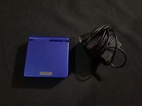 Gameboy advance sp azul 001 d