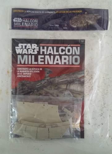 Halcon milenario - fasciculo 32 - planeta deagostini