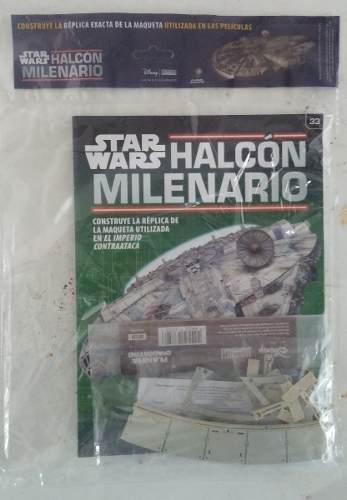 Halcon milenario - fasciculo 33 - planeta deagostini