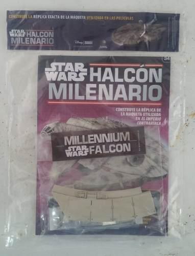 Halcon milenario - fasciculo 34 - planeta deagostini