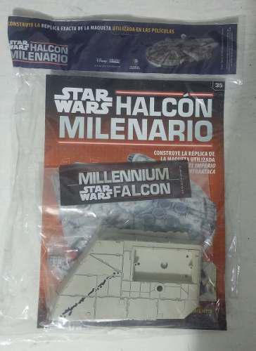 Halcon milenario - fasciculo 35 - planeta deagostini