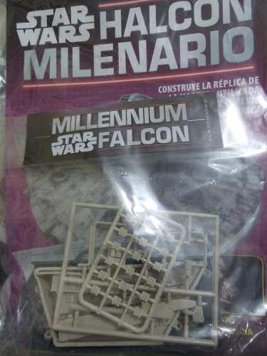 Halcon milenario fasciculos