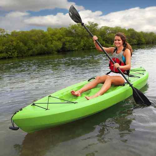 Kayac lifetime tamarack 10' verde