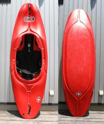 Kayak ez wave sport