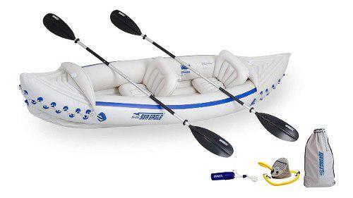 Kayak inflable para dos personas sea eagle 330 envio gratis