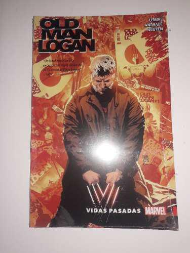 Old man logan volumen 5: vidas pasadas