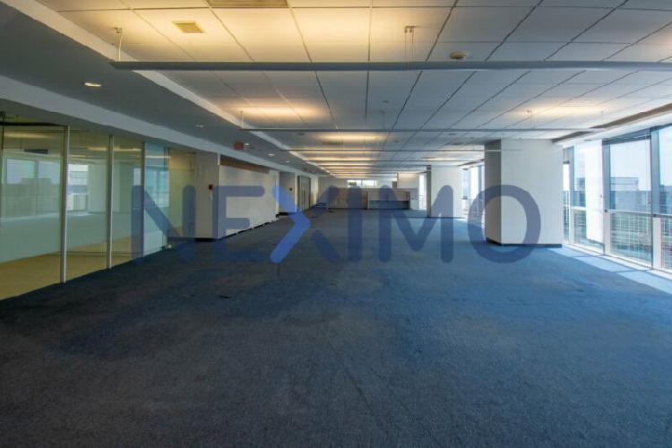 Renta de Oficina en Edificio AA Santa Fe