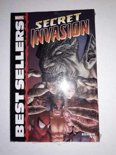 Secret invasion - marvel comics bestsellers