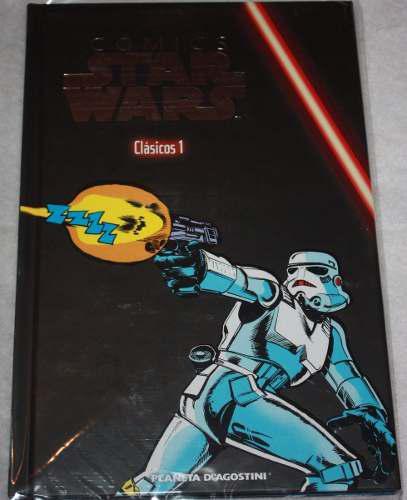 Star wars comics tomos