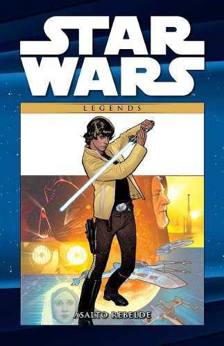 Star wars legends asalto rebelde tomo 5