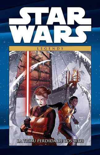 Star wars legends la tribu perdida de los sith tomo 7
