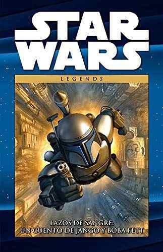 Star wars legends tomo 10 lazos de sangre