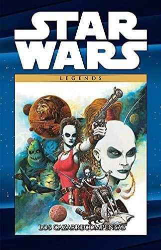 Star wars legends tomo 13 los cazarrecompensas