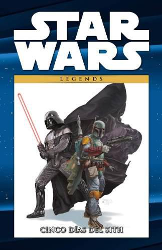 Star wars legends tomo 3 cinco días del sith