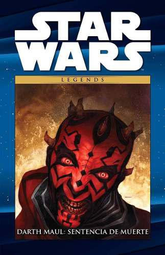 Star wars legends tomo 6 darth maul sentencia de muerte
