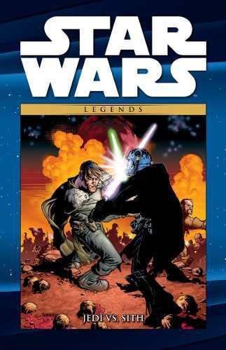 Star wars legends tomo 8 jedi vs sith