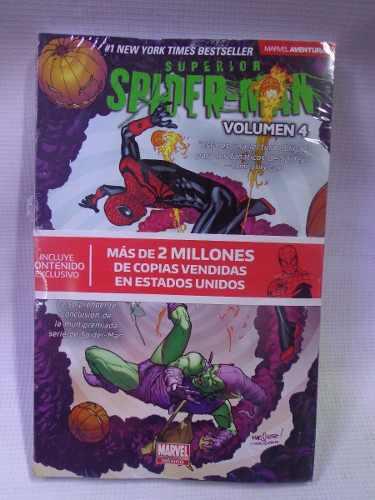 Superior spider-man vol.4 marvel aventuras