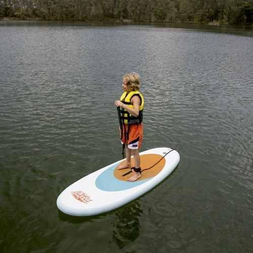 Tabla surf paddle board inflable bestway niños 60 kg
