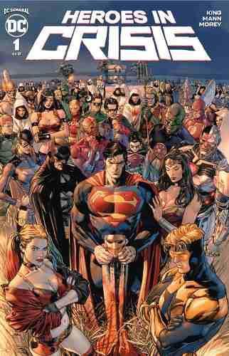 Español] dc semanal: heroes in crisis #1 (de 9)