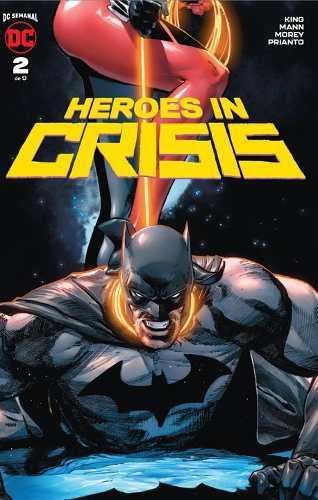 Español] dc semanal: heroes in crisis #2 (de 9)