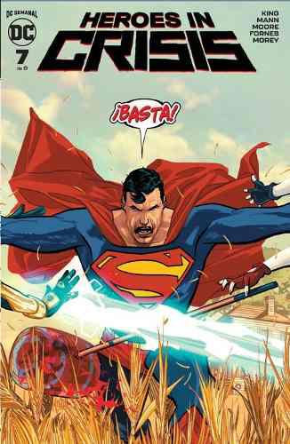 Español] dc semanal: heroes in crisis #7 (de 9)