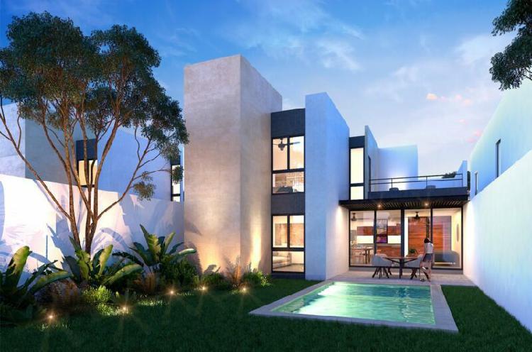 Casa en venta modelo b de 3 recámaras +1 en palta 152 al